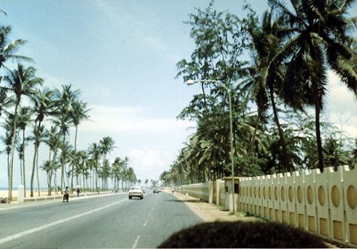 Coastal Highway - Lome, Togo
